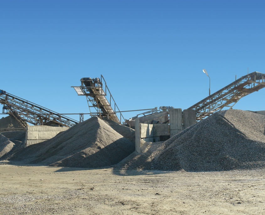 SALE AND TRANSPORT AGGREGATE OF THE BALLASTIER